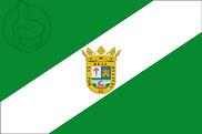 Bandera de El Real de la Jara