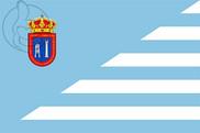 Bandera de Las Navas de la Concepción