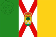 Bandiera di Manzanilla