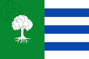 Bandera de Olmedilla de Alarcón