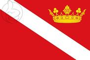 Bandera de Quintanar del Rey