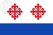 Bandera de Almonacid de Zorita