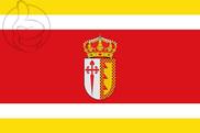 Bandera de El Rubio