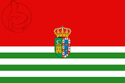 Flag of Puebla de Guzmán
