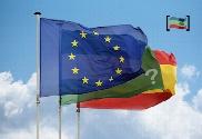 pack de ote de 3 bandeiras, UE + Espanha + Com. autônomo