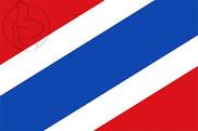 Bandera de Villaconejos de Trabaque