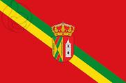 Flag of Yunquera de Henares