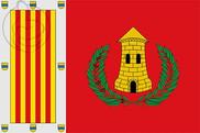 Bandera de Caudiel
