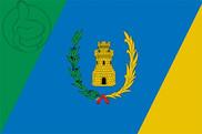 Bandera de Montán