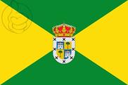Bandera de Nava de la Asunción