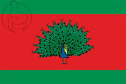 Flag of Pavías
