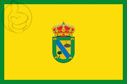 Flag of Piñuécar - Gandullas