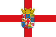 Flag of Provincia de Almería