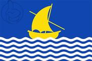 Bandera de Albalat de la Ribera