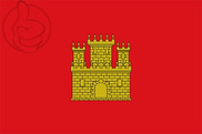 Flag of Villanueva de Alcolea