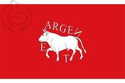 Bandera de Argente