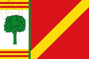 Bandeira do Barrachina