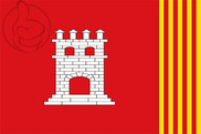 Flag of Blancafort