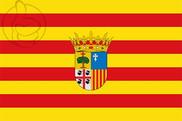 Flag of Aragón  (1978 - 1984)
