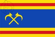 Bandera de La Hoz de la Vieja