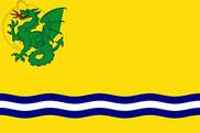 Bandiera di La Riera de Gaià