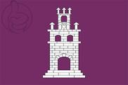 Bandera de La Torre de Fontaubella