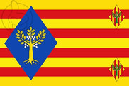 Bandera de Nogueras