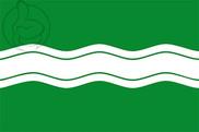 Bandera de Sant Jaume d\'Enveja