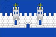 Bandera de El Pla de Santa María