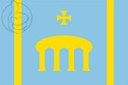 Bandera de El Pont d\'Armentera