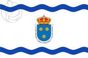Bandera de Ainzón