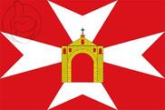 Bandera de Alberite de San Juan