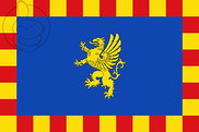 Bandera de Alfajarín