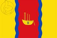 Bandera de Boquiñeni