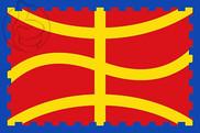 Bandeira do Bujaraloz