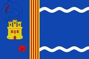 Bandera de La Almolda