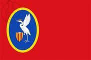 Bandera de Las Cuerlas