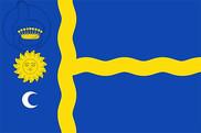 Bandera de Lucena de Jalón