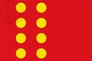 Bandera de Montcada i Reixac