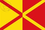 Bandera de Sant Agustí de Lluçanès