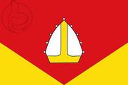 Bandera de Sant Cebrià de Vallalta