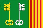 Bandera de Santpedor