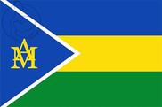 Bandera de María de Huerva