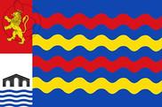 Bandiera di La Puebla de Alfindén