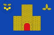 Bandera de La Vilueña