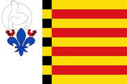 Bandera de La Zaida