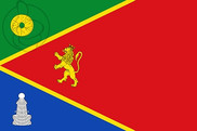 Bandera de Muel