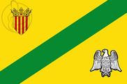 Bandera de Olvés