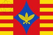 Bandera de Paniza