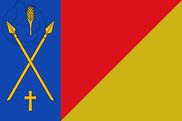 Bandera de Paracuellos de la Ribera